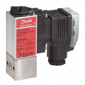 Danfoss MBS 5100 Series Block Pressure Transmitter