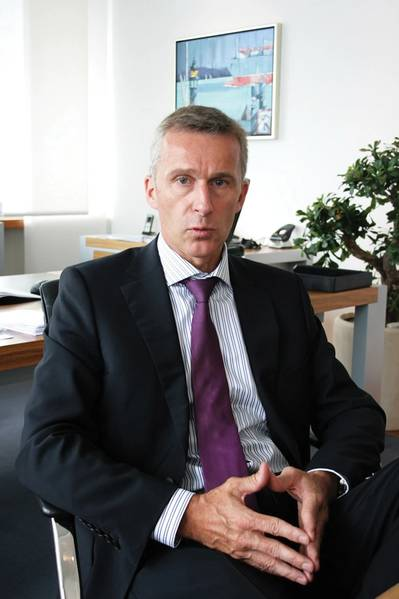 "The 48 year old Harald Fassmer, Managing Director of the family-owned enterprise shipyard Fr. Fassmer GmbH & Co. KG, has been elected as Chairman of the German ""Verband für Schiffbau und Meerestechnik, VSM, e.V"""