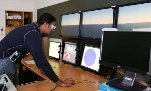 Simulation runs, conducted by ACCSEAS, putting the mariner into a potential future of an e-Navigation environment, including the integration of route recommendation from a shore-based coordination center