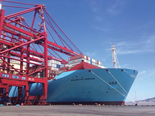 (Images courtesy Maersk)