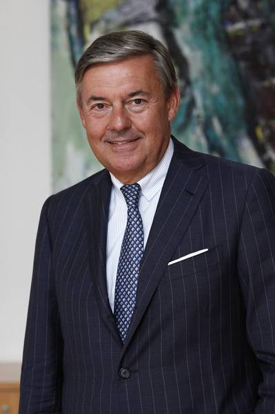 Michael Behrendt, Chairman of the Executive Board of Hapag-Lloyd