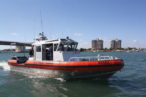 Metal Craft builds the LRI II for the USCG.