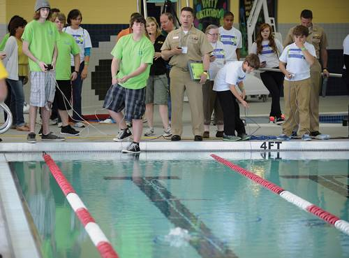 """With guidance from AUVSIF and with ONR's commitment to SeaPerch, which introduces K-12 students to STEM through underwater robotics, the program has grown exponentially, reaching over 70,000 students to date,"" said Susan Nelson, Executive Director of SeaPerch."