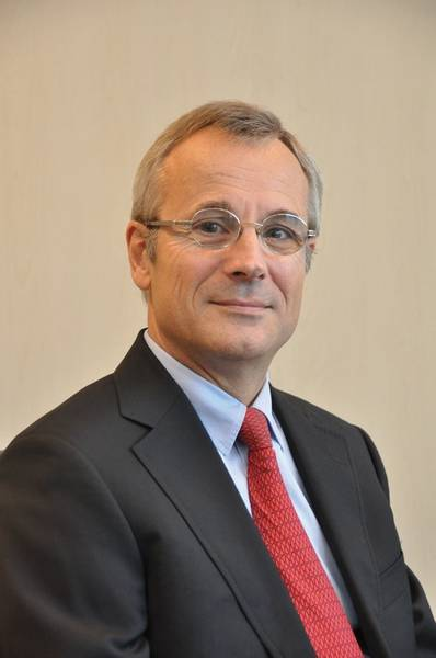 Philippe Donche-Gay, Executive Vice president and Head of the Marine and Offshore Division, Bureau Veritas