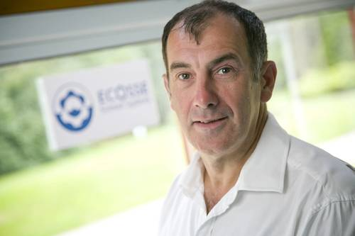 Mike Wilson, managing director of Ecosse Subsea Systems.