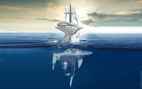 Photo: SeaOrbiter