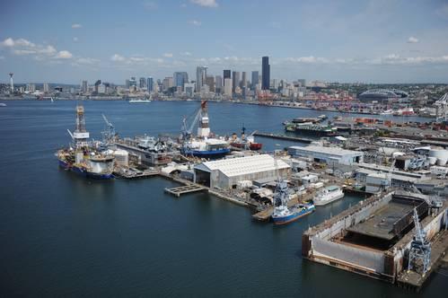 Vigor's Seattle Shipyard.