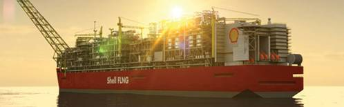 Shell's Prelude FLNG, scheduled to enter service in 2017, will be the world's largest ship ever built.