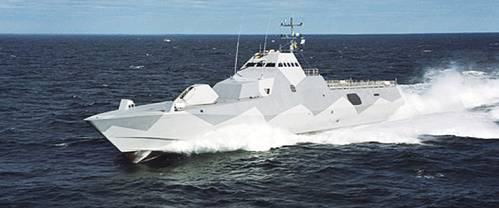 CDI applied its proprietary ship design synthesis process and engineering model to this ship.
