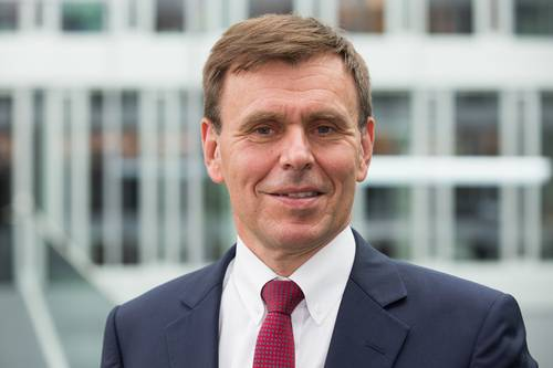 """""""In theory, all programmable components may be exposed to cyber threats, be it machinery, navigation or communication systems.""""   Tor E. Svensen,  CEO, Maritime, DNV GL (Photo: Nina Rangøy)"""
