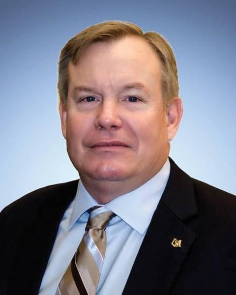 Vic Rhoades, Director, BAE Systems' Mobile, Alabama shipyard.