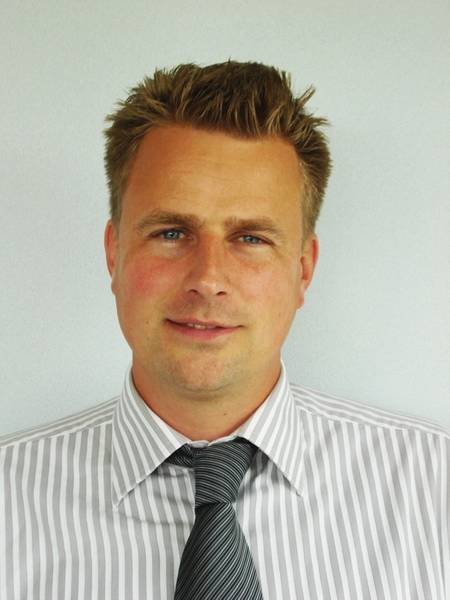 Sijmen Visser, PPG's Global Marketing Manager for  Marine Products
