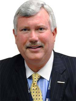 Art Thomas, Vice President, Maritime Business
