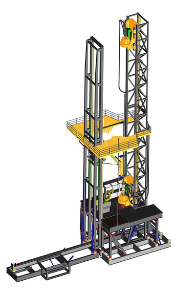 WeST Drilling Products AS Continuous Motion Rig (CMR)