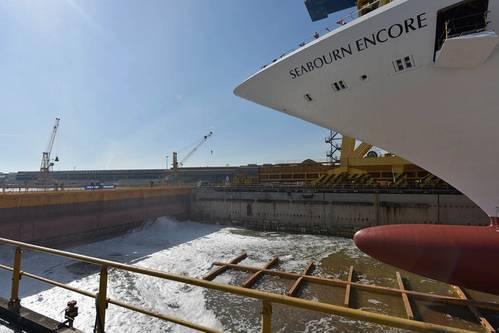 Seabourn Encore (Photo: Fincantieri)