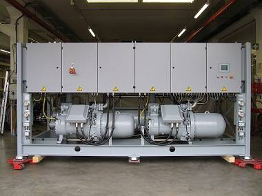 Chilled water unit (Photo: Imtech)