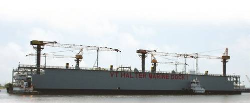 Photo: VT Halter Marine