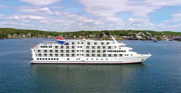 Αμερικανικό Σύνταγμα (Φωτογραφία: American Cruise Lines)