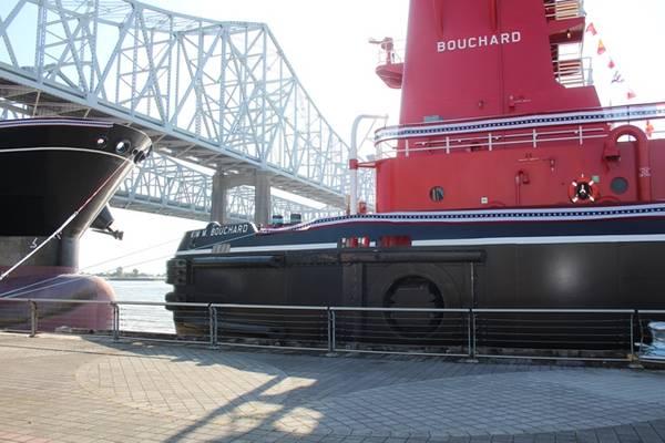Φωτογραφία ευγενική παραχώρηση της Bouchard Transportation Co.