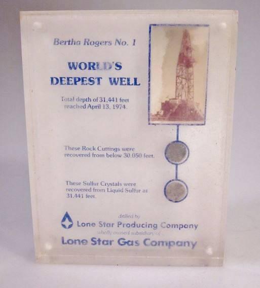 Φωτογραφική Πίστη: Αμερικανική Ιστορική Εταιρεία Πετρελαίου & Αερίου