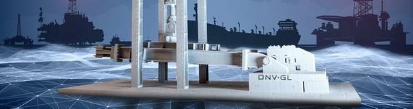 Η παραγωγή προσθέτων είναι ένας όρος που καλύπτει βιομηχανικές διεργασίες που δημιουργούν τρισδιάστατα αντικείμενα με την προσθήκη στρωμάτων υλικού. Εικόνα: DNV GL