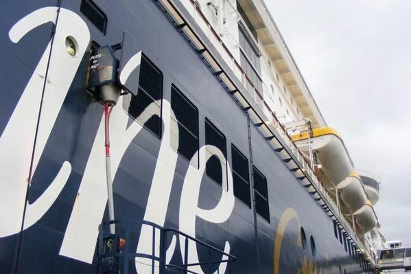 Береговой источник питания / Фото: Порт Киль