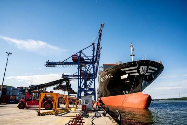 Изображение: Дирекция Клайпедского государственного морского порта