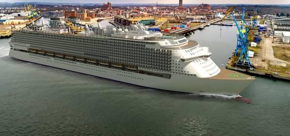 Изображение: MV Werften