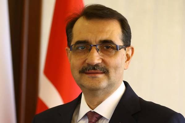 Фатих Донмез (Фото: Министерство энергетики и природных ресурсов Турции)
