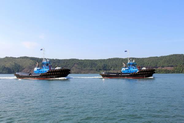 Фотография: Группа компаний Damen Shipyards