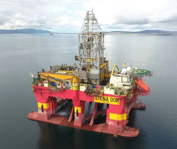 Фотография: Stena Drilling Limited