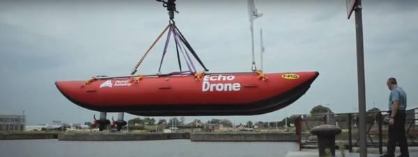 Фото: Порт Антверпена Видео
