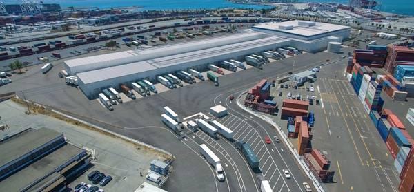 Фото любезно предоставлено Port of Oakland