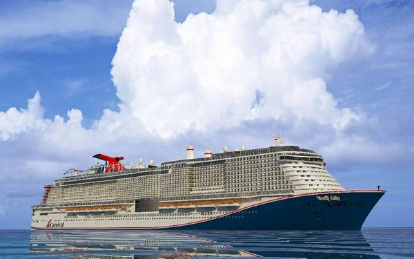 Фото предоставлено Carnival Cruise Line