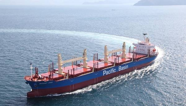 Фото: Pacific Basin Shipping Limited