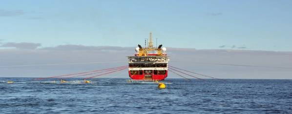 Фото: Shearwater GeoServices