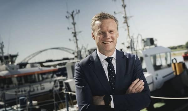 Чиль де Леу. Фотография: Группа компаний Damen Shipyards