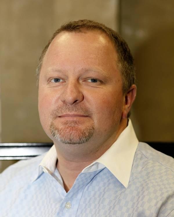 Шейн Гидри, генеральный директор Harvey Gulf