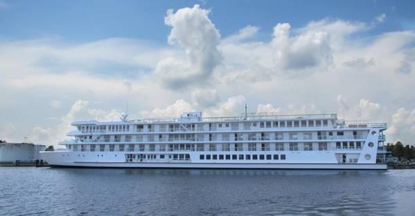 الأغنية الأمريكية (Photo: American Cruise Lines)