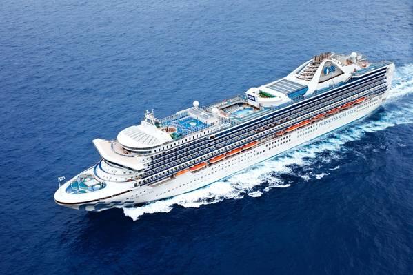 الأميرة الكبرى (الصورة: Princess Cruises)
