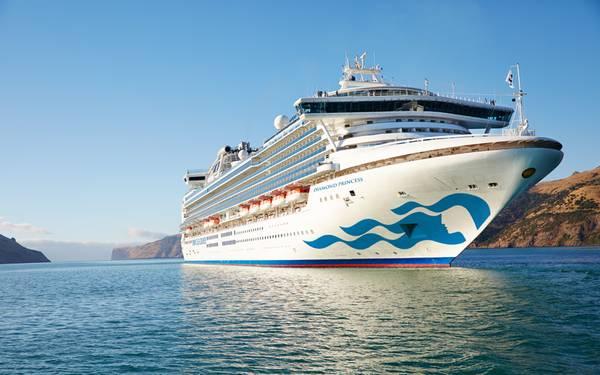 الأميرة الماسية (ملف الصورة: Princess Cruises)