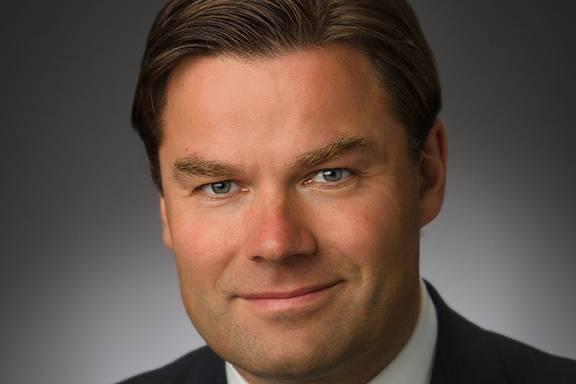 الرئيس التنفيذي لشركة TGS Kristian Johansen (الصورة: TGS)