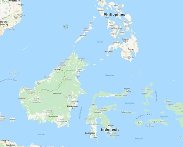 الصورة: خرائط GOOGLE