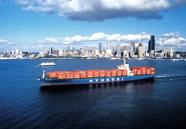 الصورة: شركة هيونداي البحرية التجارية