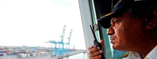 الصورة: APM Terminals Bahrain