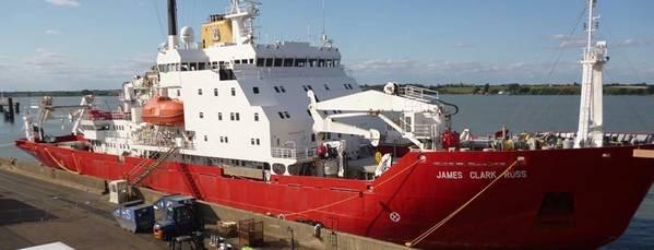 الصورة: Hutchison Ports Harwich International