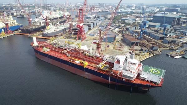الصورة: Keppel البحرية والبحرية