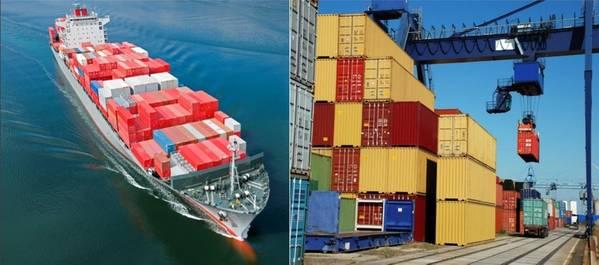 الصورة: Navios Maritime Containers Inc.