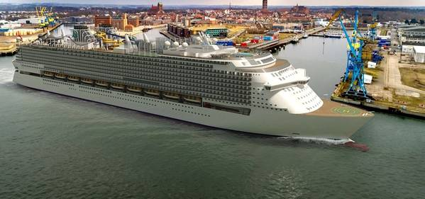 الصورة: MV Werften