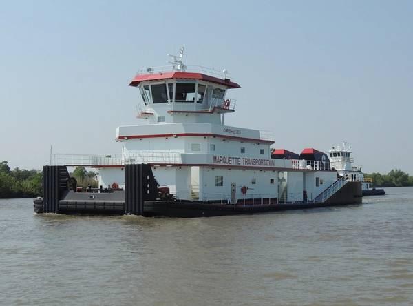 الصورة: C & C البحرية وإصلاح